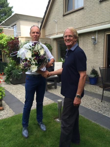 2016 Afscheid Johan van Dalen op 7 juli